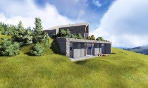 Olandezul care construiește la Întorsura Buzăului case parcă scoase din romanele lui Tolkien