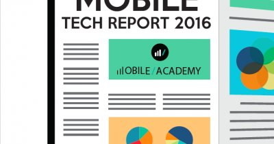 Aplicații made in Romania. Studiul Mobile Tech Report 2016