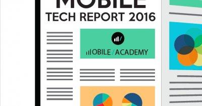 Aplicații made in Romania. Studiul Mobile Tech Report 2016