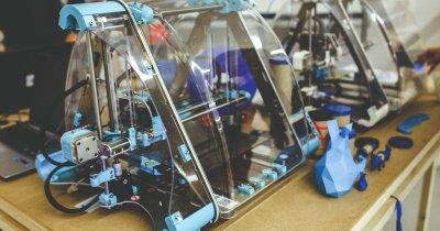 Un startup românesc de 3D Printing a fost cumpărat de cea mai importantă platformă din domeniu