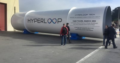 Știrile zilei - 7 noiembrie - Hyperloop One în Orientul Mijlociu