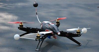 Știrile zilei - Investiții în drone care livrează medicamente în Africa la care au lucrat și români