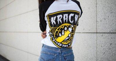 Din Dristor pentru toată lumea - Krack reprezintă cultura străzii prin haine