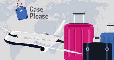 Călătorești des pe aici? CasePlease e serviciul care are grijă de bagajele tale în permanență