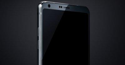 LG G6 - cum va arăta smartphone-ul de top al sud-coreenilor