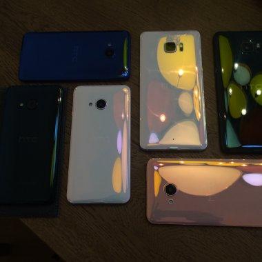 Cât costă în România noile telefoane HTC U Play și U Ultra