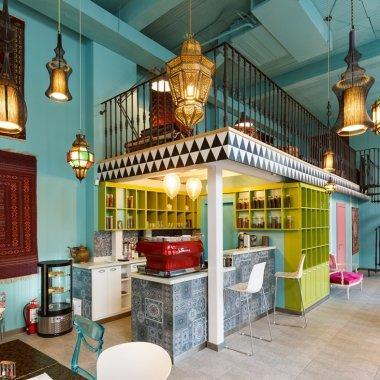 """Cafenea socială în București - Fundația Regina Maria investește circa 90.000 de euro pentru """"Sheida"""""""