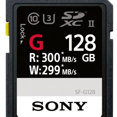 Sony lansează cel mai rapid card SD din lume cu posibilități de recuperare a fișierelor șterse accidental