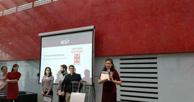 Care sunt cele trei afaceri sociale câștigătoare ale finanțării de 35.000 de euro oferite de UniCredit și Fundația NESsT