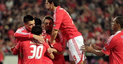 Benfica Lisabona devine primul club de fotbal din lume asociat cu un accelerator de startup-uri sportive