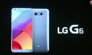 LG G6 - noul telefon e lansat la Barcelona. Specificații tehnice [LIVE TEXT]
