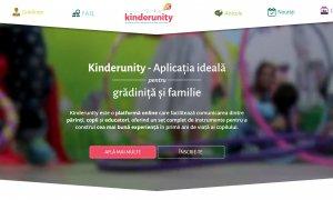 Platforma care te ajută să știi ce face copilul tău la gradiniță