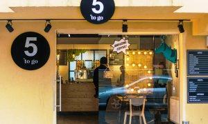 5 to Go devine cel mai mare lanț de cafenele din România