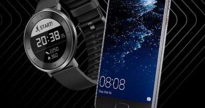 Huawei P10, precomandă în România - poți comanda și primești un ceas