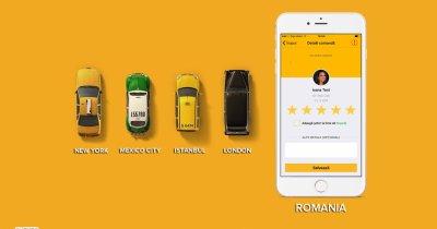 """Rotaru, Clever Taxi: """"Am crescut în ciuda Uber, nu datorită lor"""""""