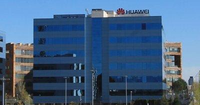 Huawei deschide un centru global de service în București