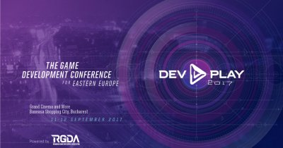 Nume importante anunțate la DEV.PLAY 2017