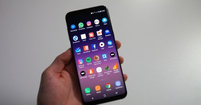 Samsung Galaxy S8+. Imperfect, dar cel mai bun [REVIEW]