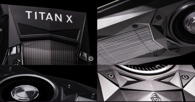 TITAN Xp, cea mai puternică placă grafică din lume