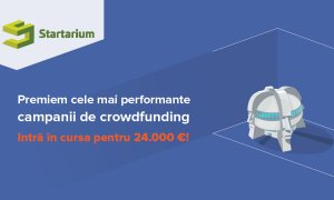 24.000 de euro pentru campaniile de crowdfunding Startarium