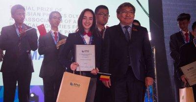 Elevii români, rezultate excepționale la Olimpiada Asiatică de Fizică