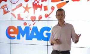 eMAG, afaceri de peste 2 mld. lei în România