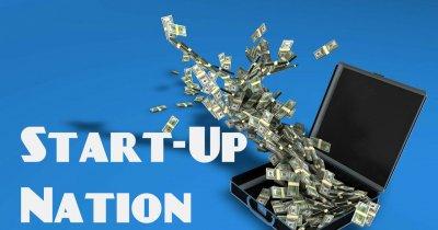 Adevărul despre Start-Up Nation? Nu trebuie să fie ajutor social!