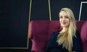Angelica Anton, românca din fruntea unui fond cu 500 de mil. de dolari