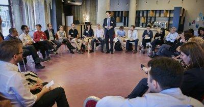 Cea mai mare rețea pentru antreprenori sociali ajunge în România