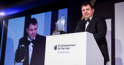 Cristian Covaciu în finala EY World Entrepreneur Of The Year 2017