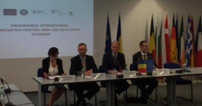 540 de milioane de euro pentru IMM-urile din România