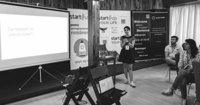 Tabăra Startup Your Life: Sfaturi pentru un pitch cât mai reușit