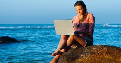 Protejează-ți datele de pe laptop în vacanță