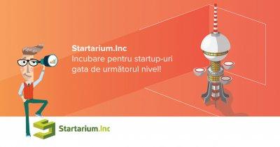 Incubator de afaceri Startarium- 6.000 de euro și mentorat 12 luni