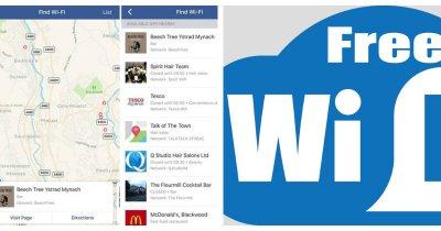 Facebook te va ajuta să găsești rețele Wi-Fi la care să te conectezi