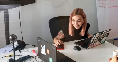 Femei în tech: povestea Florinei Cîrlan și a pasiunii pentru algoritmi