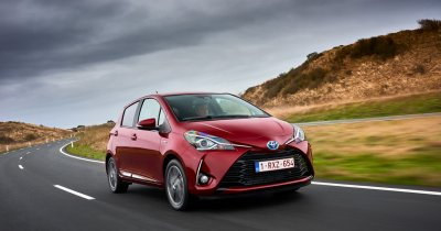 Avis: Vei putea închiria mașini hibrid de la Toyota