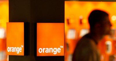 Rezultate Orange România: internetul 4G, consumat intens