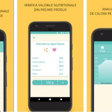 #Utile: fii atent la siluetă cu aplicația românească FitDiary