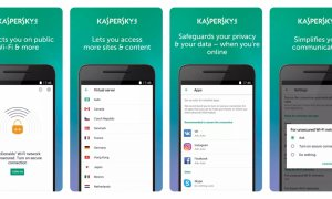 Kaspersky Secure Connection îți criptează conexiunile de pe Android