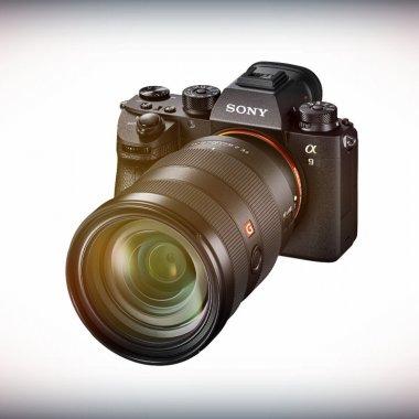 Cea mai bună cameră foto a anului este Sony α9