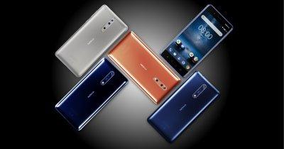 Nokia 8, lansat oficial: preț, specificații și toate detaliile