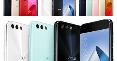 Gama ASUS ZenFone 4, anunțată oficial: ce aduc cele cinci modele noi