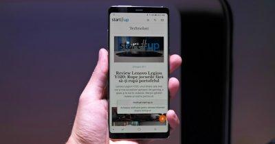 Preț Samsung Galaxy Note 8: telefonul, prezentat oficial în România