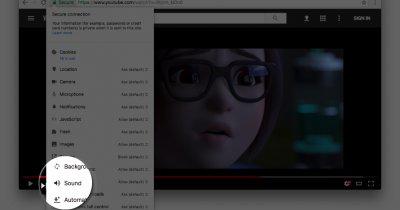 #Utile - O nouă funcție a Chrome va face site-urile gălăgioase să tacă