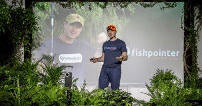 Fishpointer: aplicația românească de pescari caută investiție