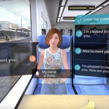 Mondly din Brașov - înveți limbi străine în VR pe dispozitivele Google