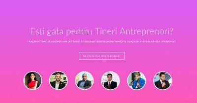 Tineri Antreprenori: program de mentorat organizat de JCI București
