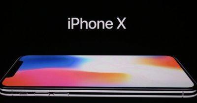 iPhone X e eXcelent. Mi-l doresc!