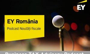 Podcast pe teme de fiscalitate pentru antreprenori